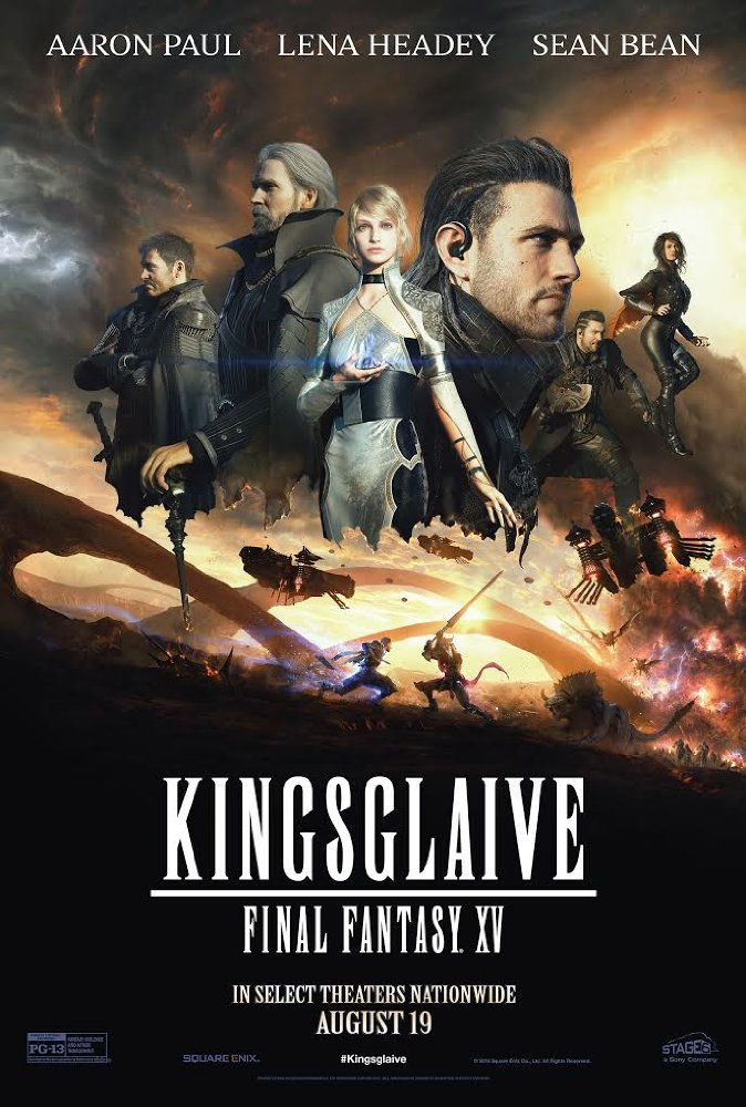 kingsglaive final fantasy