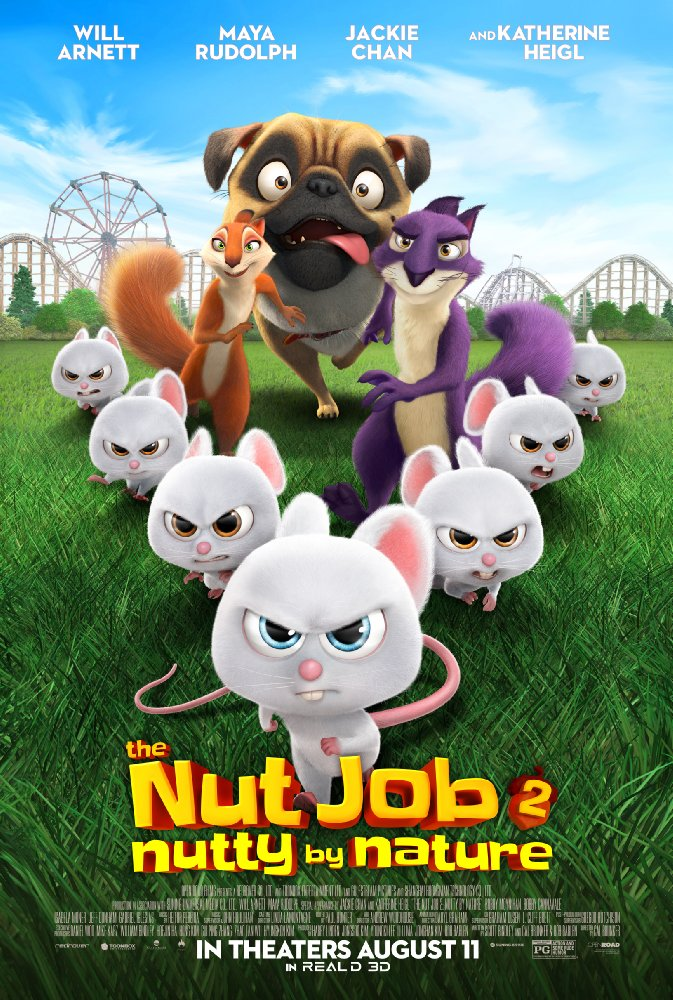 the nut job nutty by nature