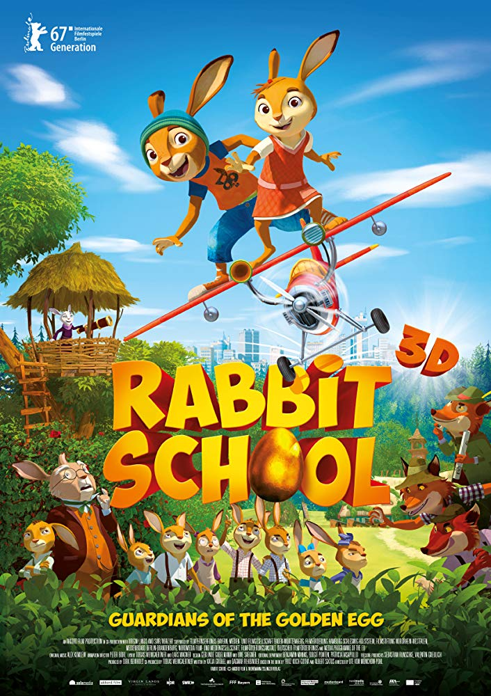 rabbit school