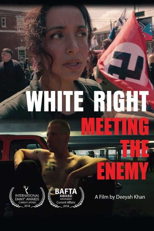 white right meeting the enemy