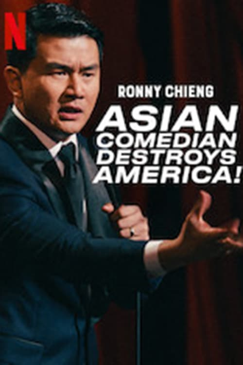 ronny chieng asian comedian destroys america