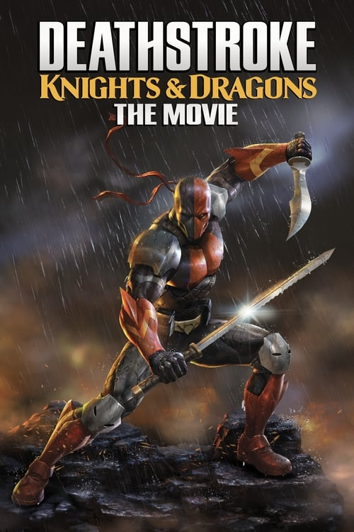 deathstroke knights dragons the movie