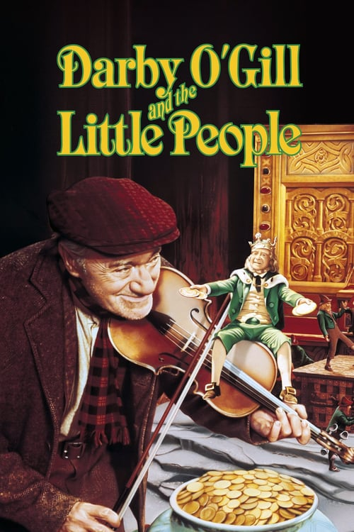 darby ogill and the little people
