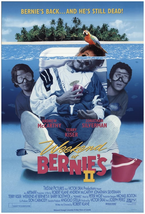 weekend at bernies ii