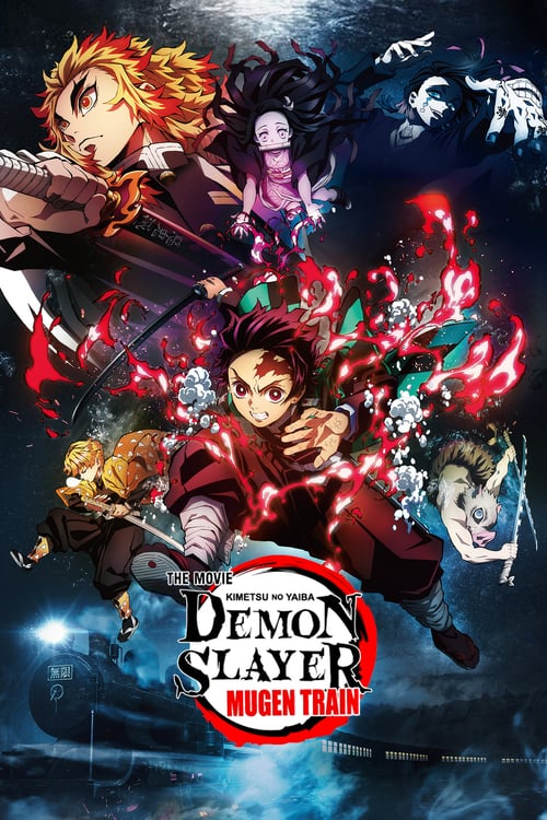 demon slayer the movie mugen train