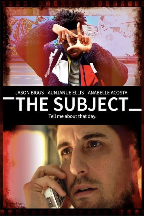 the subject