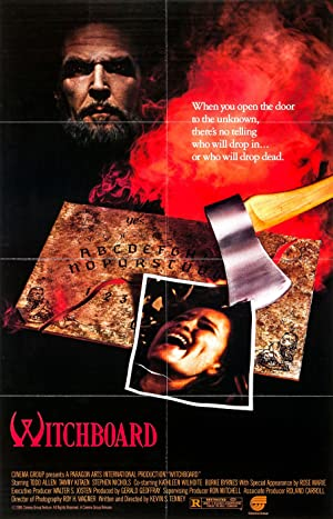 Witchboard poster