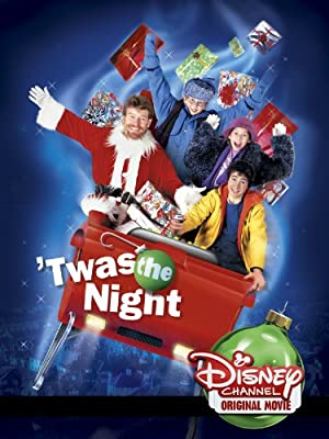 'Twas the Night poster