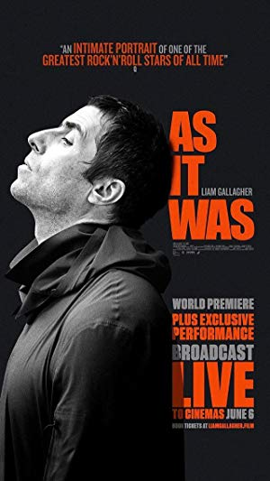 Liam: As It Was poster