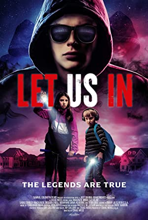 Let Us In poster