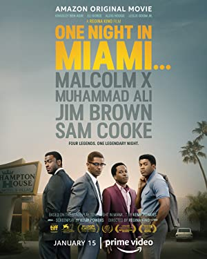 One Night in Miami poster