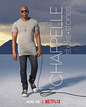 Dave Chappelle: Sticks & Stones poster