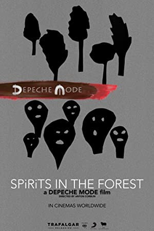 Spirits in the Forest poster