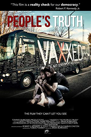 Vaxxed II: The People's Truth poster
