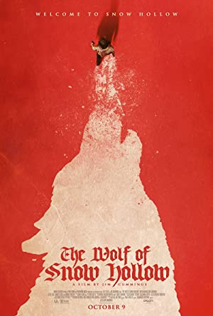 The Wolf of Snow Hollow poster