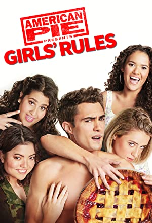 American Pie Presents: Girls' Rules poster