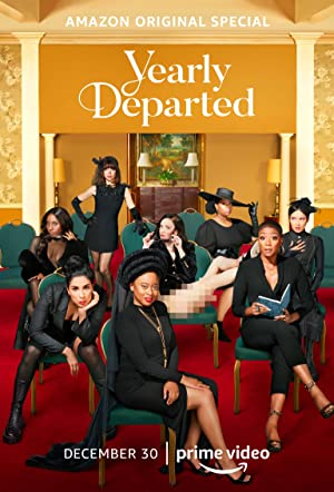 Yearly Departed poster