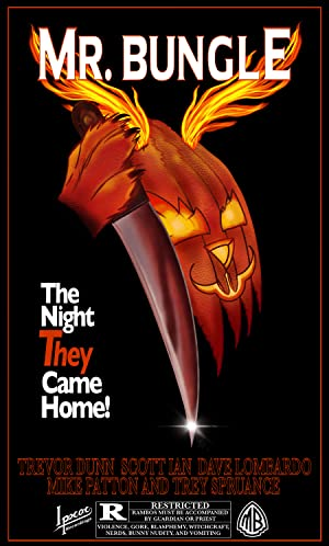 Mr. Bungle: The Night They Came Home poster