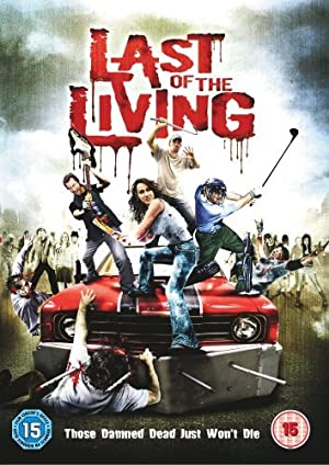Last of the Living poster