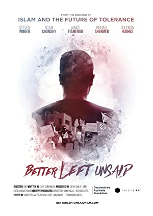 Better Left Unsaid poster