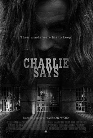 Charlie Says poster
