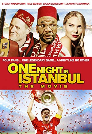 One Night in Istanbul poster