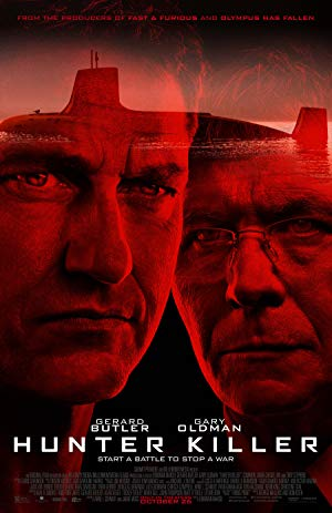 Hunter Killer poster