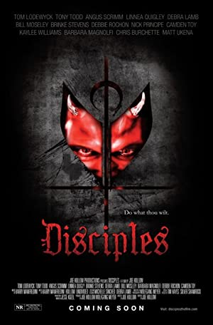 Disciples poster