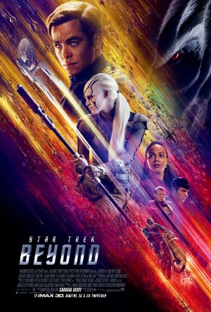 Star Trek: Beyond poster