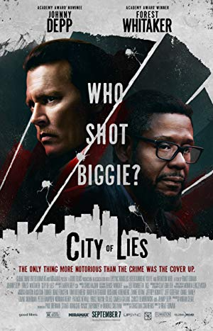 City of Lies poster