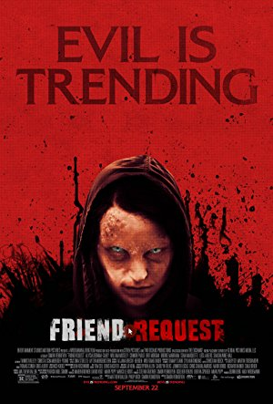 Friend Request poster