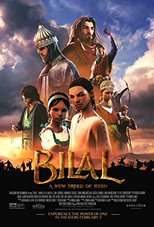 Bilal: A New Breed of Hero poster