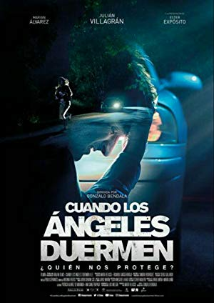 When the Angels Sleep poster