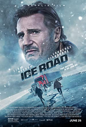 The Ice Road poster