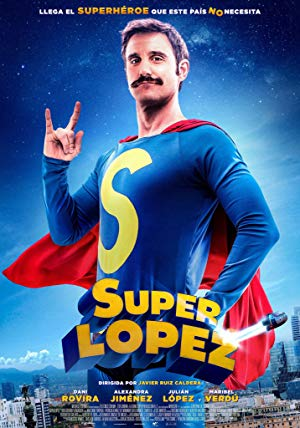 Superlopez poster