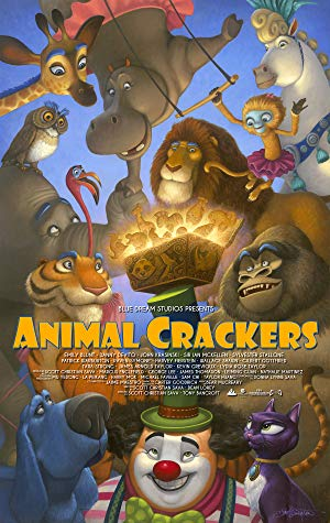 Animal Crackers poster