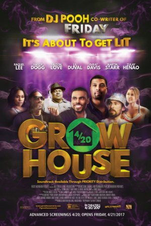Grow House poster