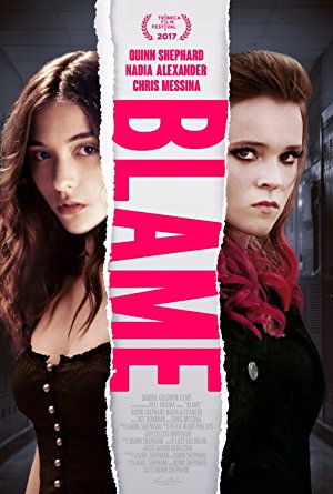 Blame poster