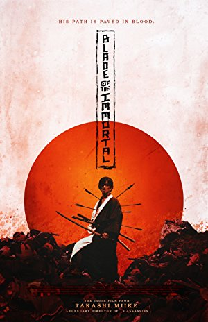 Blade of the Immortal poster