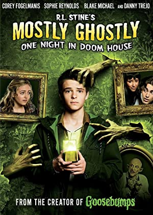 Mostly Ghostly: One Night in Doom House poster