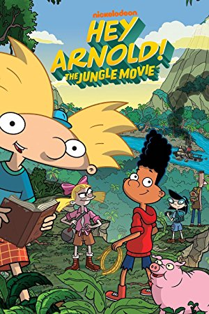 Hey Arnold: The Jungle Movie poster