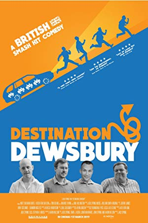 Destination: Dewsbury poster