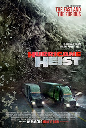 The Hurricane Heist poster