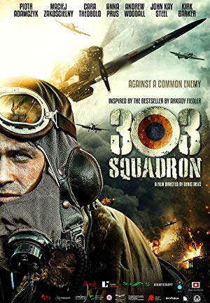 Squadron 303 poster