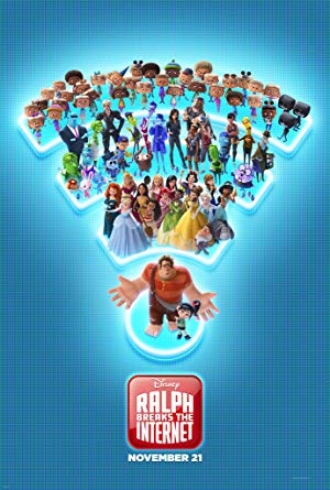 Ralph Breaks the Internet poster
