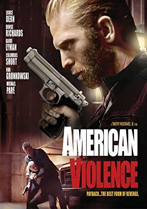 American Violence poster