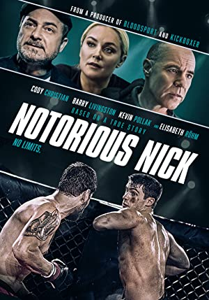 Notorious Nick poster