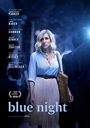 Blue Night poster
