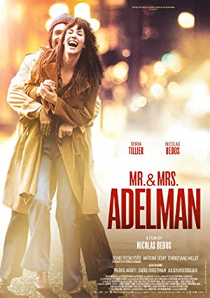 Mr & Mrs Adelman poster
