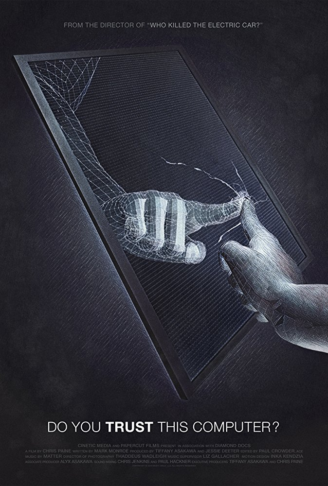 Do You Trust this Computer poster